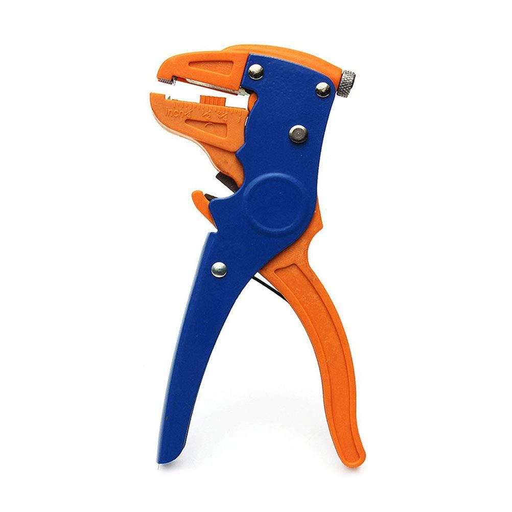 OUNONA - Alicates cortadores de Alambre para Electricista mecánico de la Industria: Amazon.es: Hogar