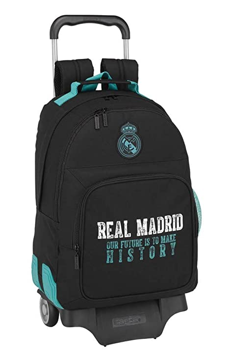 Trolley Real Madrid 42cm Carro 905