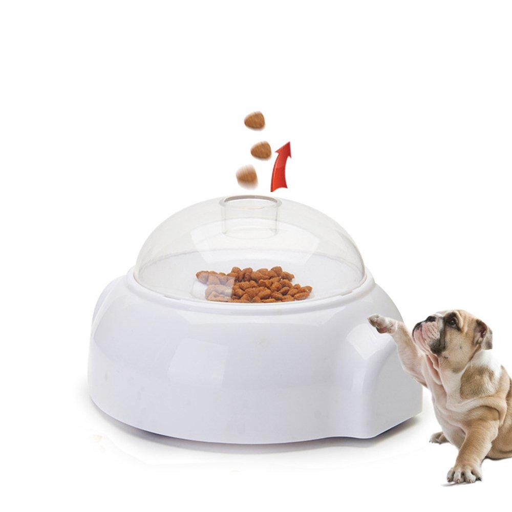 Puzzle Dog Bowl Treat Pop-up Dog Toys Dog Training Intelligence Bowl by HongYH