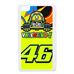 Ipod Touch 4 Phone Case Valentino Rossi Case Cover PP8Z313478