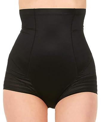 b917de56c8eff Black Fuchsia by Secret Lace Tummy Control High-Waisted Shaper ...