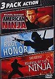 American Ninja / Rage of Honor / Revenge of the Ninja (Three-Pack)