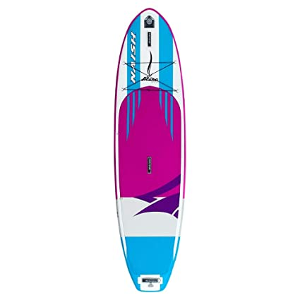 "Naish Alana 106"" x 32"" Stand Up Paddle Board Package Inc Paddle"