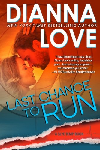Last Chance Run romantic thriller product image
