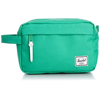 Herschel Supply Co. Chapter Dopp Kit, Kelly Green, One Size