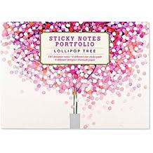 By Peter Pauper Press Lollipop Tree Sticky Notes Portfolio (Npd) [Hardcover]