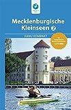 Kanu Kompakt Mecklenburgische Kleinseen 2 - mit topografischen Wasserwanderkarten