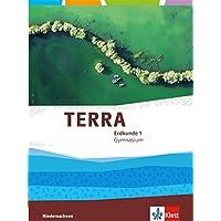 TERRA Erdkunde für Niedersachsen - Ausgabe für Gymnasien 2014 / Schülerbuch 5./6. Klasse
