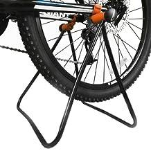 Ibera Easy Utility Bicycle Stand, Adjustable Height Bike Stand, Foldable Stand For Bicycle Storage