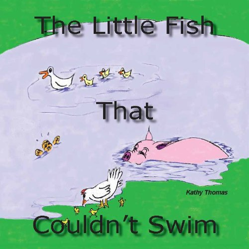 Read Online The Little Fish That Couldn't Swim pdf
