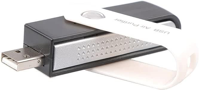 Purificador De Aire USB Ordenador Portátil Loniser Freshener ...