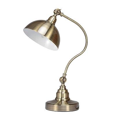 Nosterappou La lámpara de mesa retro con diferentes ángulos ...