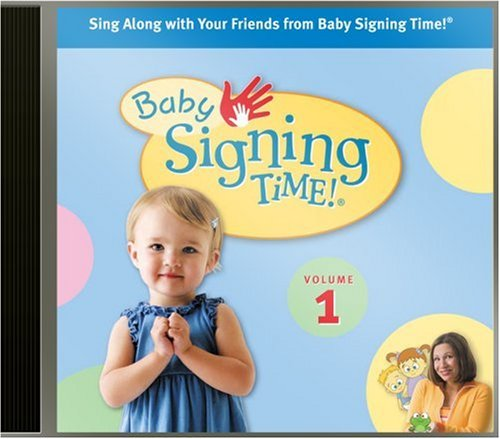 - Baby Signing Time! Vol. 1 Music CD