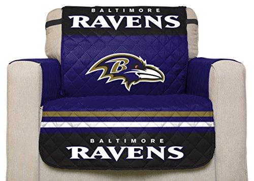 Baltimore Ravens Recliner Ravens Leather Recliner Ravens