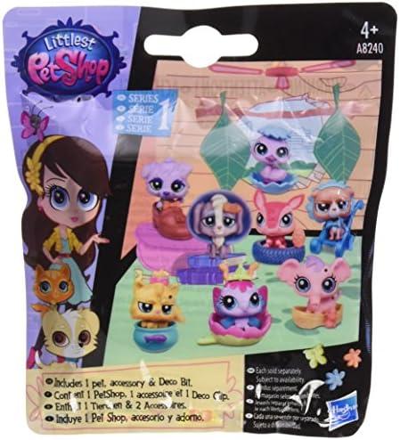 Littlest Pet Shop - Animales sorpresa (Hasbro A8240): Amazon.es ...