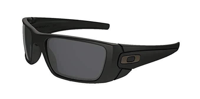 bc0253ba5d Oakley Fuelcell Sunglasses (Matte Black Frame Polarized Solid Black Lens)