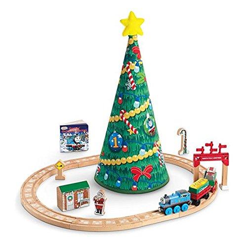 Thomas Christmas Wonderland Set (The Train Thomas Christmas Tree)