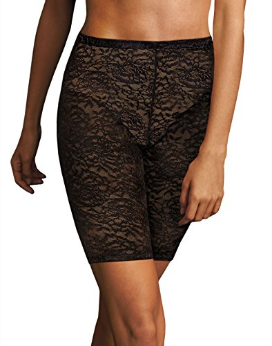 (Maidenform Womens Sexy Lace Firm Control Thigh Slimmer, S)
