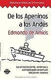 img - for De los Apeninos a los Andes (Spanish Edition) book / textbook / text book