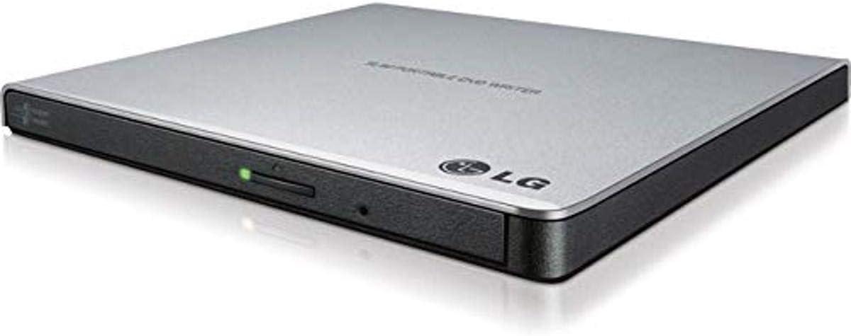 LG GP65NS60 DVD-Writer - 1 X Retail Pack - Silver