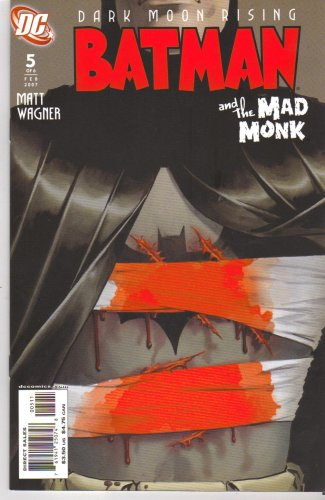 Price comparison product image Batman : The Mad Monk 5 of 6
