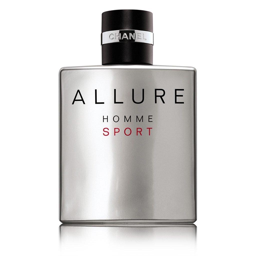 Chanel Max 51% OFF Allure Homme Sport Eau de Men oz Spray Toilette for 5 Purchase