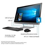 HP Pavilion 24-b223w 23.8in All-in-One PC, Intel
