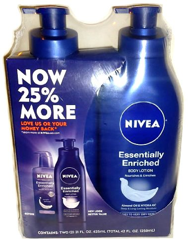 Nivea Extended Moisture Body Lotion - 9