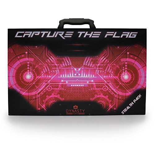 Dynasty Toys Camping Games Laser Tag Capture The Flag