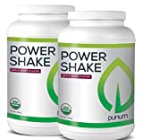 Purium 2 Pack Power Shake – Apple Berry Flavor Review