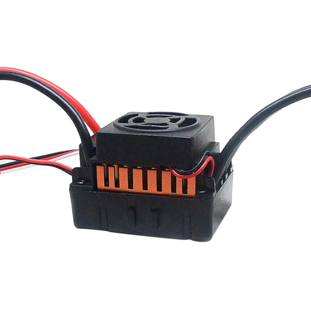 DDLmax RC Car Accessories, Waterproof B3650 4300KV Brushless Motor w/ 60A ESC Combo Set for 1/10 RC Car by DDLmax (Image #8)