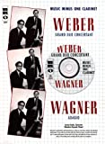 Weber Grand Duo Concertant; Wagner Adagio, , 1596152362