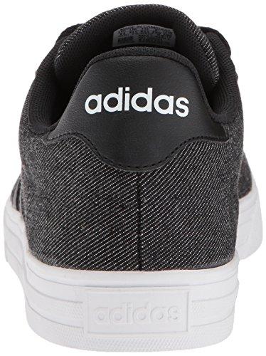 Adidas Heren Daily 2.0 Sneaker Zwart / Zwart / Wit