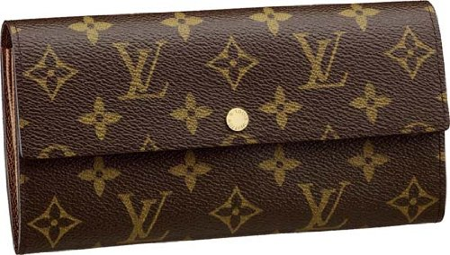 e946376feffd Louis Vuitton Monogram Wallet at Amazon Women s Clothing store