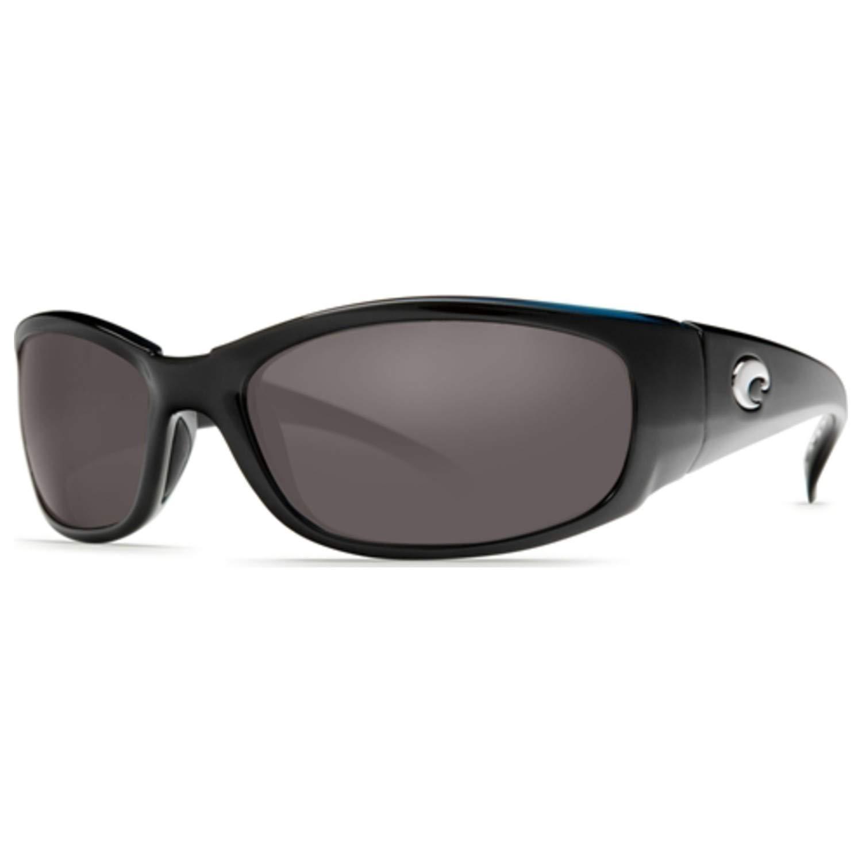 Costa Del Mar Hammerhead Sunglasses - Black Frame - Gray COSTA 580P Lens by Costa Del Mar