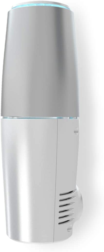 WiYA Portable Pluggable Air Purifier, Home Air Purifier to Keep The Kitchen, Bedroom, Diaper, Bathroom, Small Rooms Fresh Air Cleaner