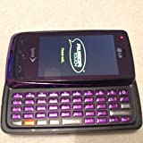 LG Rumor Touch LN510 Sprint Cell Phone (PURPLE)