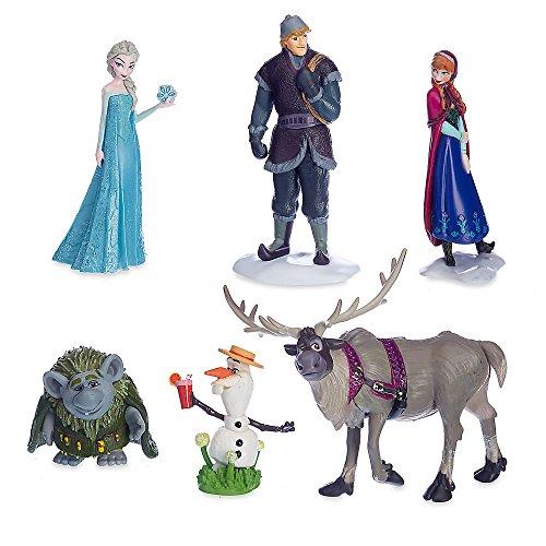 Disney Frozen Figurine Play Set product image