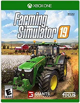 Amazon com: Farming Simulator 19 - Xbox One: Maximum Games