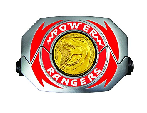 Power Rangers Mighty Morphin Movie Legacy Morpher/Power Morpher, Red (Power Rangers Helmet)