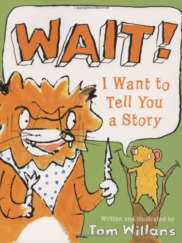 Wait! I Want to Tell You a Story by Simon & Schuster Books For Young Readers (Image #1)