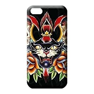 MMZ DIY PHONE CASEiphone 6 plus 5.5 inch cell phone shells With Nice Appearance covers style ed hardy 7