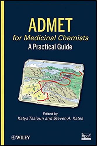 Book ADMET for Medicinal Chemists: A Practical Guide