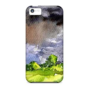 New Arrival Green View YFJ1892mila Case Cover/ 5c Iphone Case