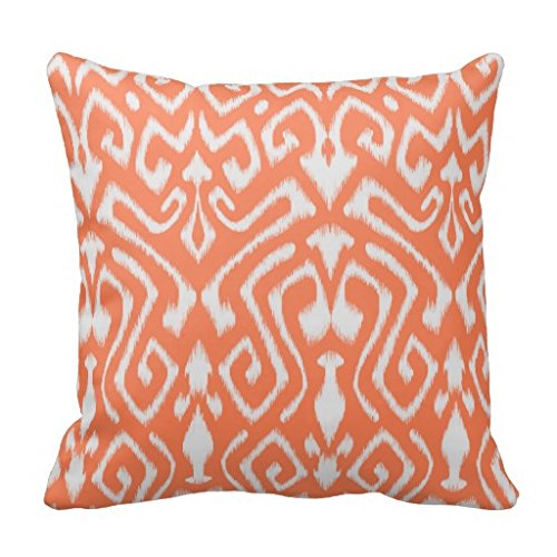 Flannel Decorative Colorful pattern Cushion