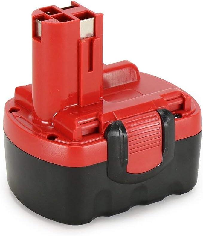 Senza batterie BAT038 2 607 335 264 BAT040 2 607 335 276 PSR 1-14 BAT140 BAT159 BAT041 LaiPudDuo Custodia in plastica per Batteria 14,4 V Bosch