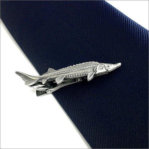 Sturgeon Unique Tie Clasps & Tacks Tie Clip Bar Tie Pin Made in Japan