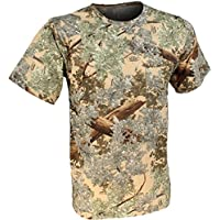 King's Camo Cotton Short Sleeve Hunting Tee
