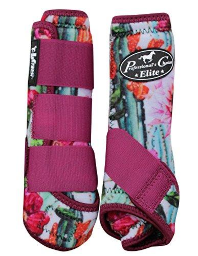 Pro Choice VenTECH Elite 4-Pack Boots Sml Dsrt Flw (Choice Sports Medicine)