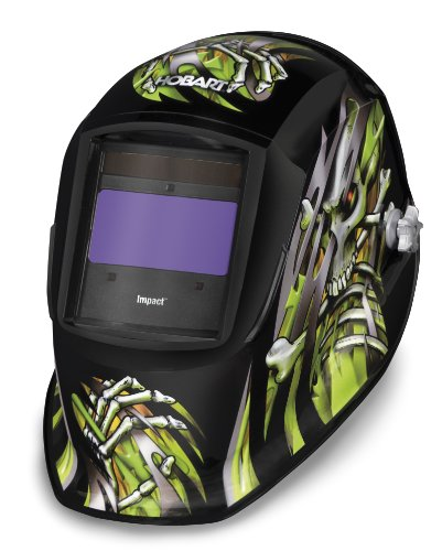 Hobart 770751 Impact Bonehead2 Variable Auto-Dark Helmet by Hobart (Image #3)